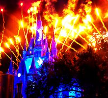 Horror in Disney land. by Nicole Pallante