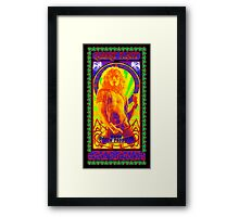 Robert Plant Paelo Fest Switzerland 2007 Framed Print