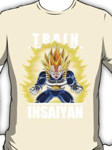 Train Insaiyan - Vegeta T-Shirt