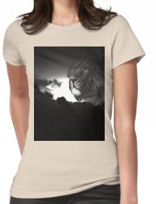 Out of the Storm Tee Womens Fitted T-Shirt