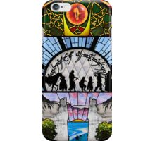 LOTR - Stained Glass iPhone Case/Skin