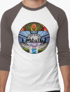 Lord of the Rings - Stained Glass Men's Baseball ¾ T-Shirt