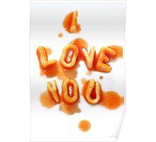 Spaghetti Love Poster