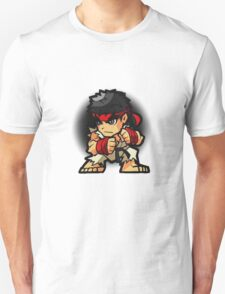 Puzzle Spirit: Ryu T-Shirt