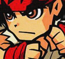 Puzzle Spirit: Ryu Sticker