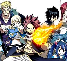 Fairy Tail by artemys