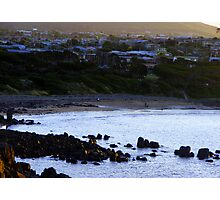 Back Beach - Devonport, Tasmania, Australia Photographic Print