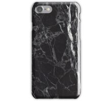 Black marble Phone cases iPhone Case/Skin