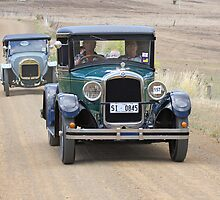 Post Vintage Car Club Silver Anniversary Rally by fotosports