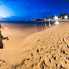 Cottesloe Beach @ Twilight by Luke Martin