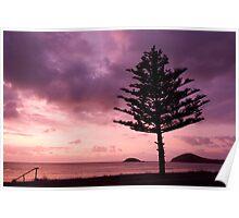 Encounter Bay Sunrise Poster