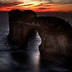 Natures arch.  by DaveBassett