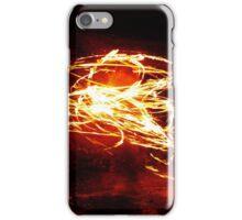 Fire Vortex iPhone Case/Skin