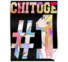 Chitoge Best Girl Poster