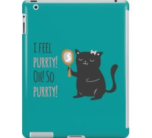 Catty Thoughts! iPad Case/Skin