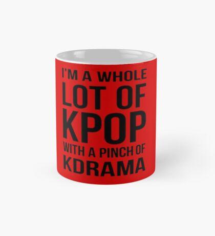A LOT OF KPOP - RED Mug