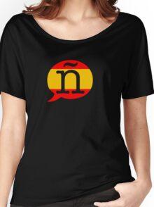 Se Habla Español - España Women's Relaxed Fit T-Shirt
