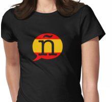 Se Habla Español - España Womens Fitted T-Shirt
