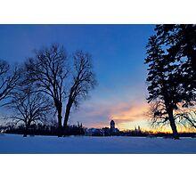 Heart of Assiniboine Park Photographic Print