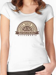 Carol's Baked Goods Women's Fitted Scoop T-Shirt