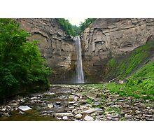 Taughannock Falls, Trumansburg, NY, USA Photographic Print