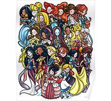 Princess Time V2 Poster