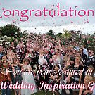 Congratulations - Wedding Banner by Keith Smith