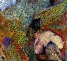 Autumn Sonata: Analog to Digital Abstraction, Alma Lee by Alma Lee