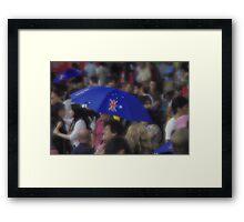 Feeling Patriotic Framed Print
