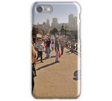 Hyde Street Pier iPhone Case/Skin