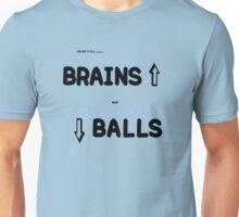 brains balls Unisex T-Shirt