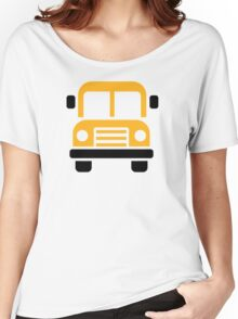 School bus Women's Relaxed Fit T-Shirt