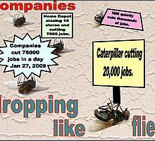 CUTTING JOBS (US STATS) by www dotcom