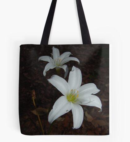 Atamasca Lilies Tote Bag