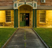 Gladesville Hospital by Roger Barnes