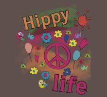 Hippy Life Baby Tee