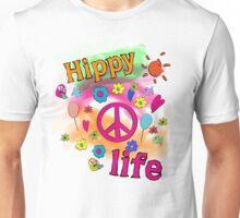 Hippy Life Unisex T-Shirt