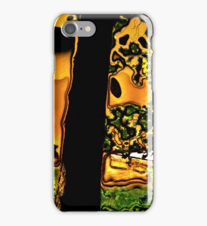 Melted Sunset iPhone Case/Skin