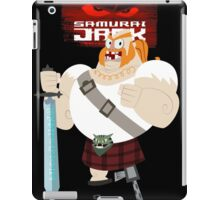The Scot's Man iPad Case/Skin