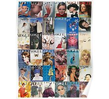 Vogue-ing  Poster