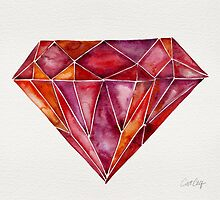Million-Carat Ruby by Cat Coquillette
