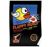 Flappy Hunt Poster