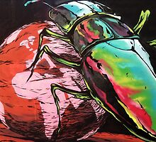 Oh yeah Beetle mania.... by MikeShort