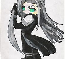 Sephiroth by incognito