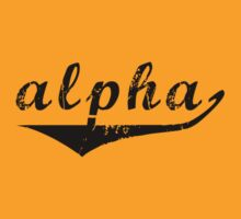 Alpha by mattl