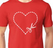 Be My Valentine Have My Heart Unisex T-Shirt