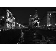 Church of the Savior on Spilled Blood  Photographic Print