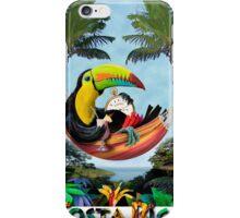 Tico Time - Costa Rica iPhone Case/Skin