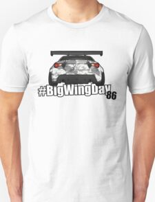 #bigwingday - It's this day of the week again! Unisex T-Shirt