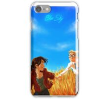 Blue Sky iPhone Case/Skin